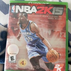 💎 NBA 2K 15 for Xbox One